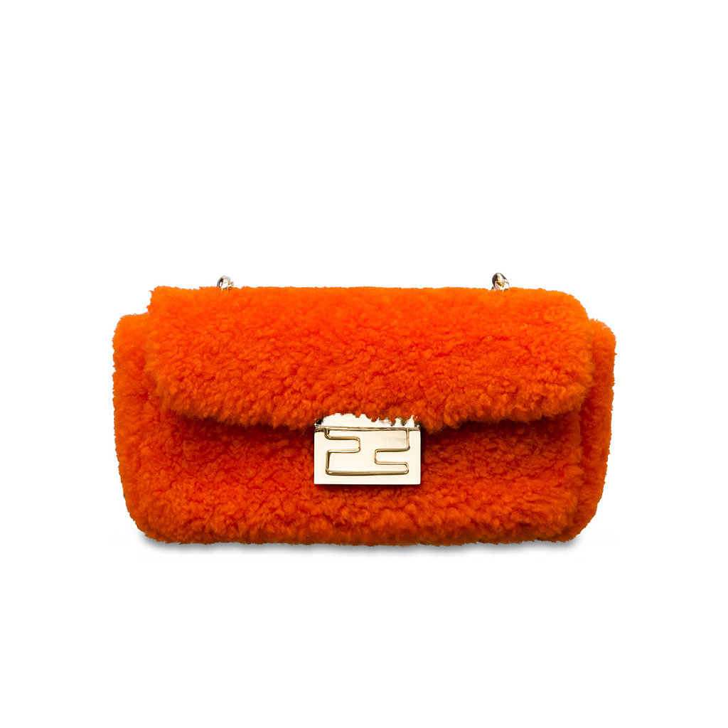 Mini Shearling Be Baguette ($1,750)