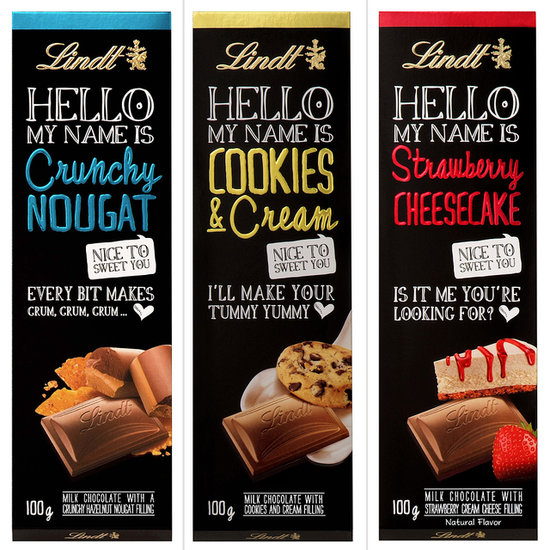 Lindt Hello Chocolates