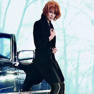 Nicole Kidman Looks Sexy In Jimmy Choo Fall 2013 Campaign
