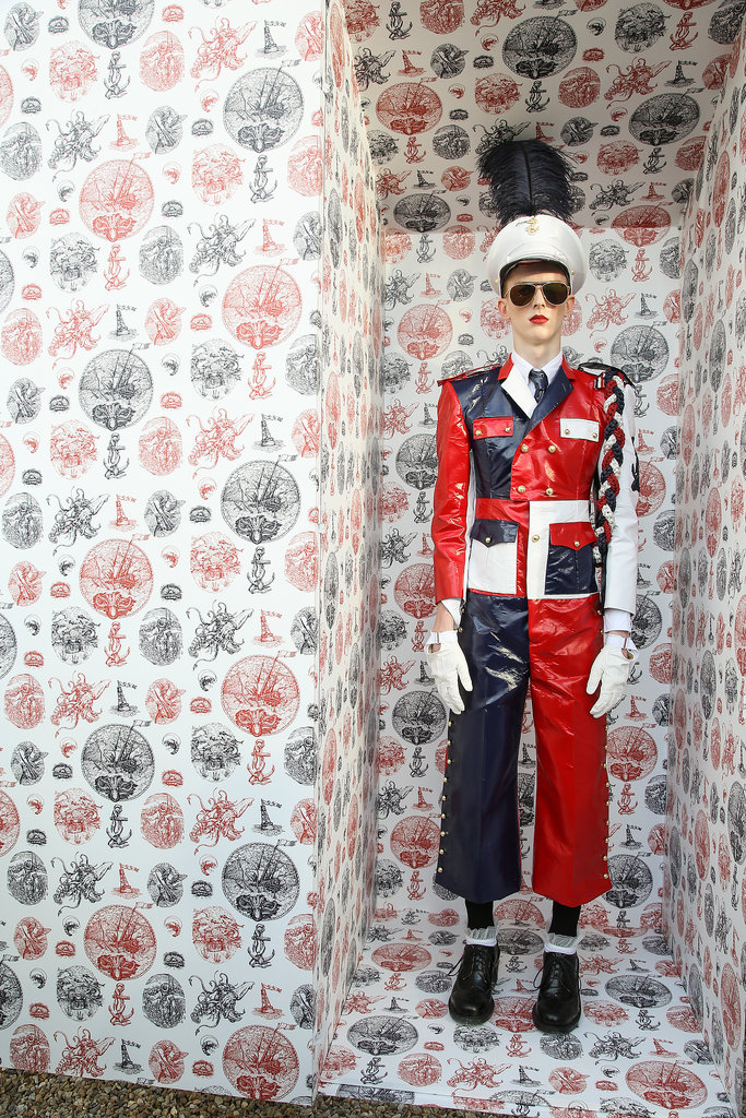 Thom Browne's Troops