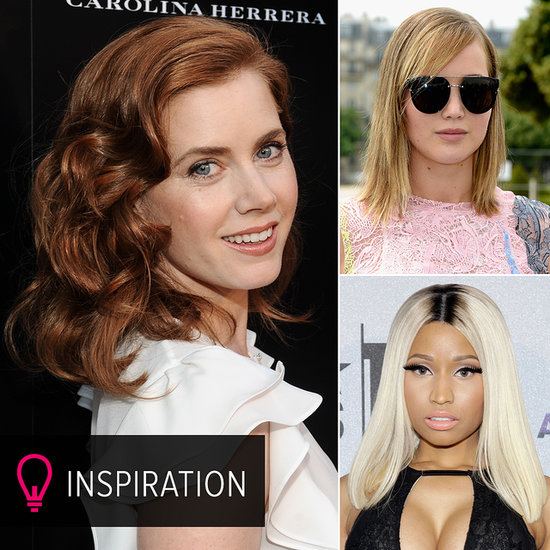 50+ Celebrity Lobs to Inspire Your Summer Haircut