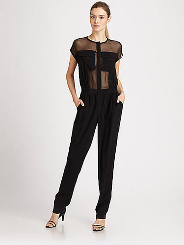 Nanette Lepore Night Club Jumpsuit
