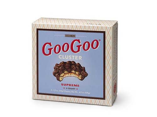 Tennessee: Goo Goo Cluster