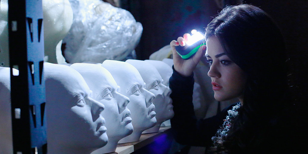 "The OMG Moments From Pretty Little Liars: ""Face Time"""