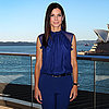 Sandra Bullock Premieres The Heat in Sydney: Pictures