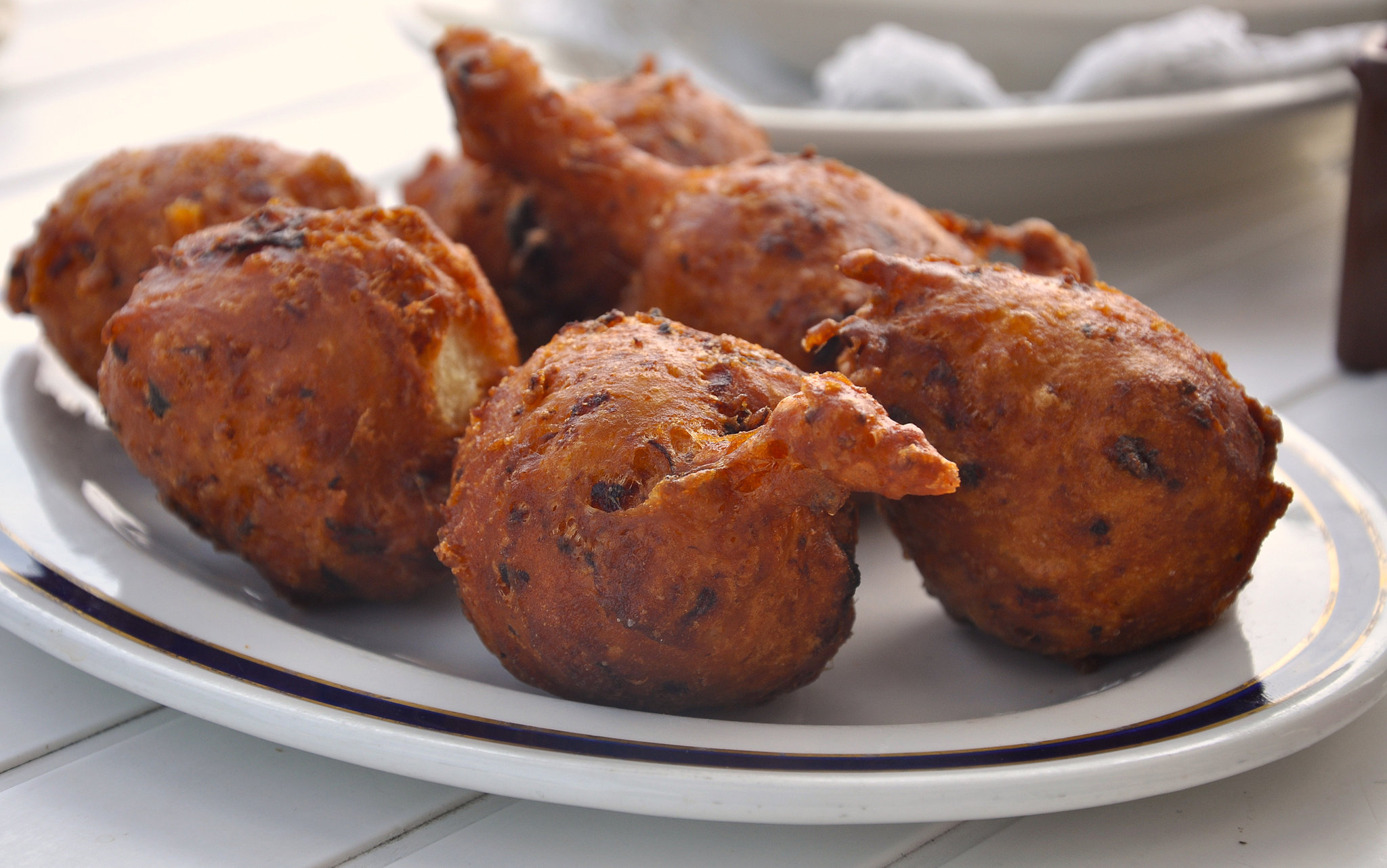 Rhode Island: Clam Cakes | Taste the States: 50 Iconic American Foods ...