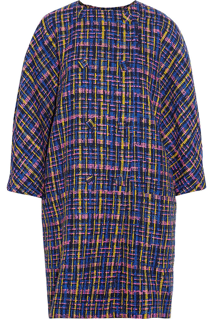Cenna Wool-Blend Tweed Coat ($1,025, originally $3,415)
