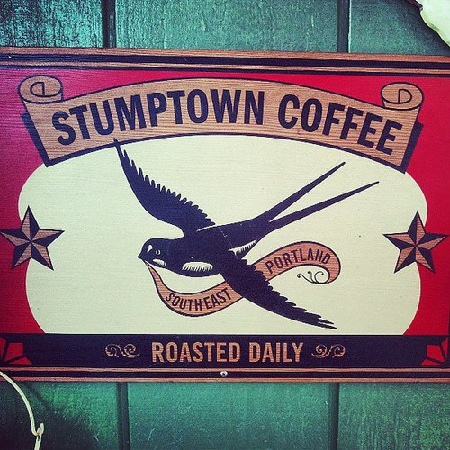 Oregon: Stumptown Coffee