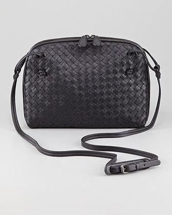 Bottega Veneta Veneta Crossbody Pillow Bag