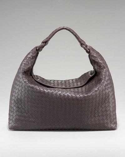Bottega Veneta Woven Leather Bowler