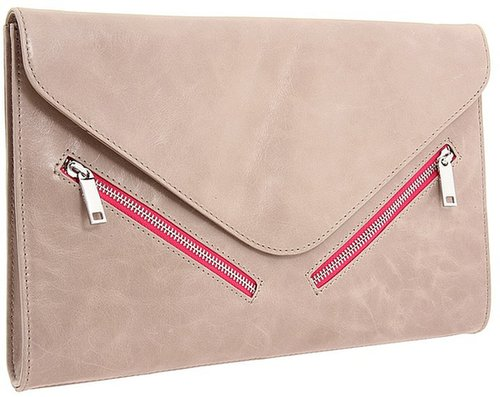 Lodis Accessories - Astoria Edith Clutch (Dove) - Bags and Luggage