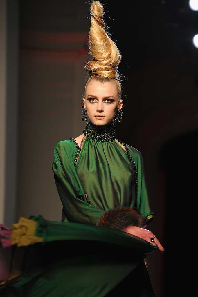 Did Jean Paul Gaultier Draw Inspiration From Dr. Seuss?