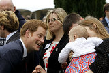 From the official birth announcement (on an easel!) to Prince Harry's uncle duties, we're already planning ahead with a look at the royal baby's first year. On our radar: a hospital photo op, the choosing of godparents, official tours, and — of course — Prince Harry's adorable uncle moments.