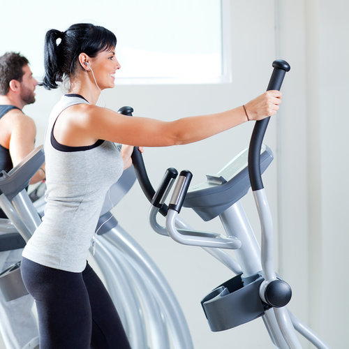 Elliptical Workout That Works Your Entire Body
