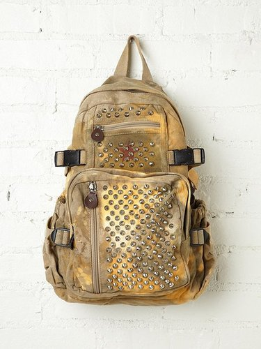 Bess, in collaboration with Free People Bess X FP Marlow Backpack