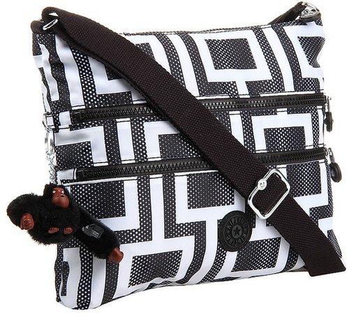 Kipling - IF - Alvar Crossbody Travel Bag (Maze) - Bags and Luggage