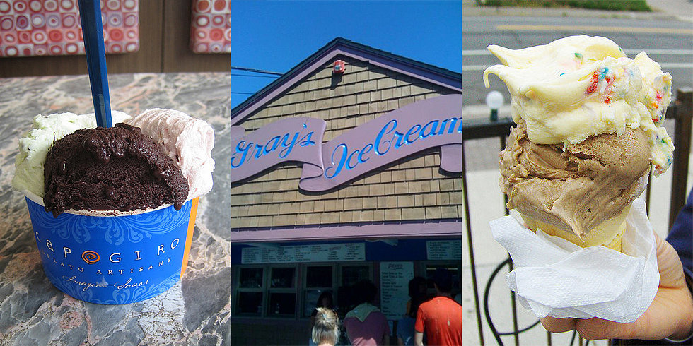 Ice Cream Social: The Best Ice Cream Parlors Around the Country