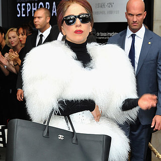 Lady Gaga Buys The Row Bag