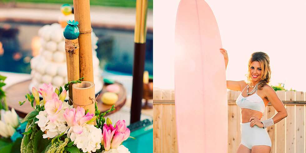 Throw a Bikini Beach Bridal Bash