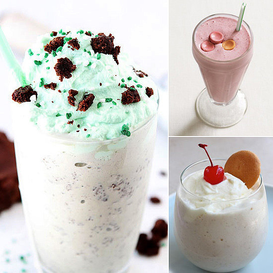 I Scream, You Scream, We All Scream For . . . Milkshakes!