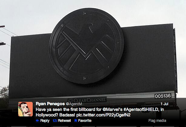 Marvel Executive Editorial Director Ryan Penagos is excited for Joss Whedon's new ABC show Agents of S.H.I.E.L.D..