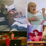 What It's Like Working From Home: Fantasy vs. Reality