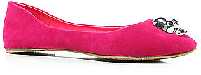 *Sole Boutique The Dorie Shoe in Fuchisa