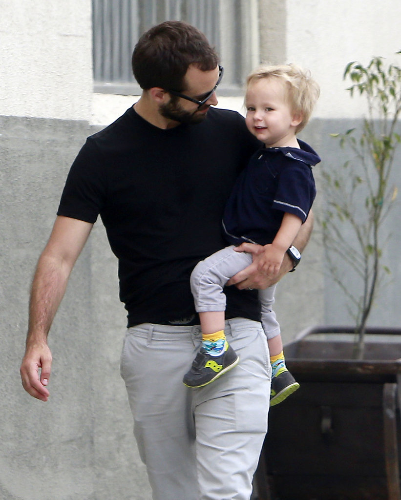 Busy Lady Natalie Portman Spends a Sweet Weekend With Her Boys