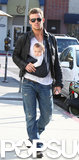 Cam Gigandet may have won the hot dad of the year award back in 2009 when he was spotted carrying baby Everleigh Rae across his midsection in a LittleStar Baby Sling.