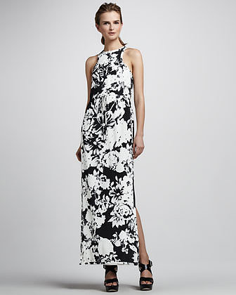 Talulah La Ville Printed Maxi Dress
