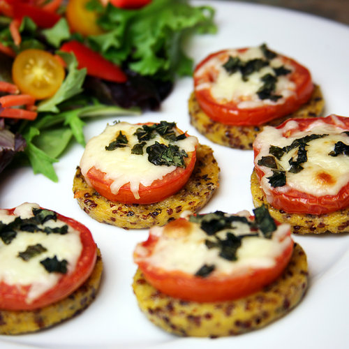 Healthy Recipe: Pizza Quinoa Polenta