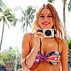 Exclusive Behind the Scenes Seafolly Swimwear & Camille Rowe