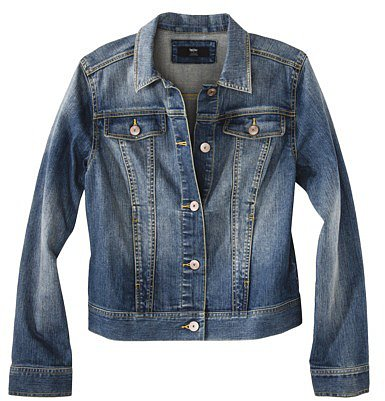 Mossimo® Women's Denim Jacket - Assorted Colors