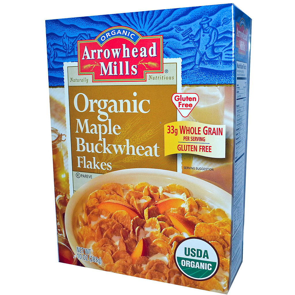 Arrowhead Mills Organic Maple Buckwheat Flakes