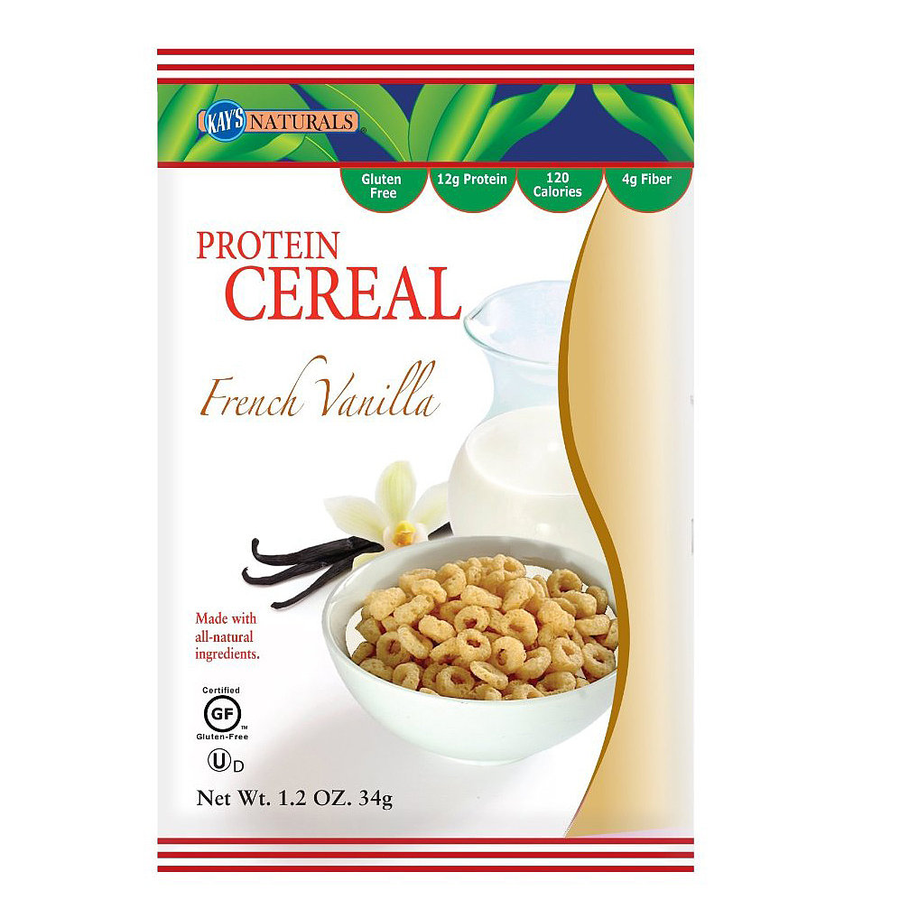 Kay's Naturals Gluten Free Protein Cereal