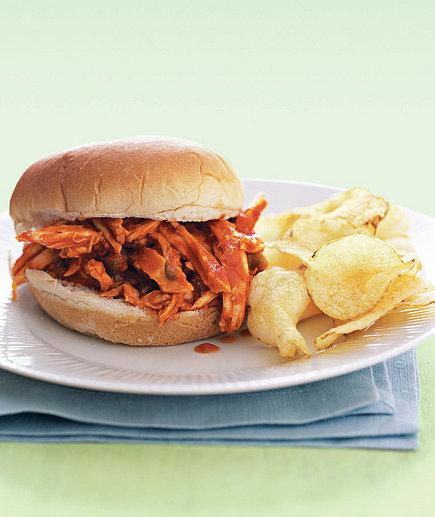 get your BBQ on with these yummy no-bake barbecue chicken sandwiches ...