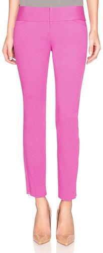 Exact Stretch Ankle Zip Pants