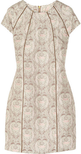 DAY Birger et Mikkelsen Day Falbourg floral-jacquard dress