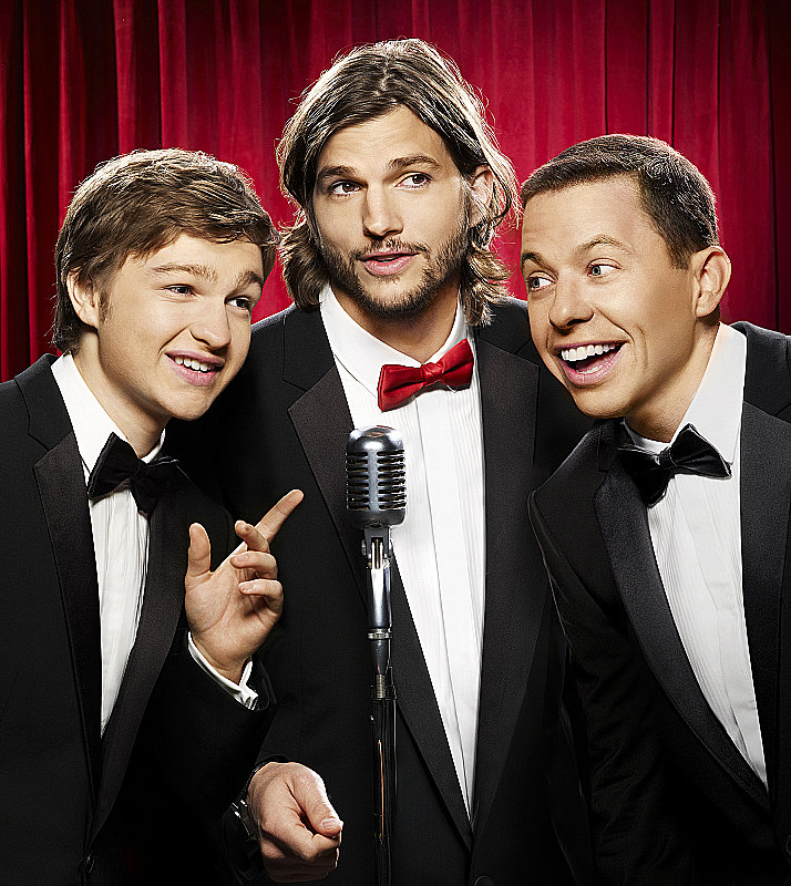 Two and a Half Men Two nominations total:  Outstanding art direction for a multicamera series Outstanding cinematography for a multicamera series