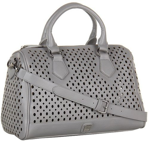 V Couture by Kooba - Barletta Satchel (Grey) - Bags and Luggage