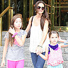 Katie Holmes and Suri Cruise on a Playdate in NYC | Photos