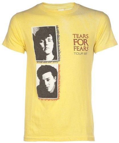 Vintage 'Tears for Fears 1985' tee
