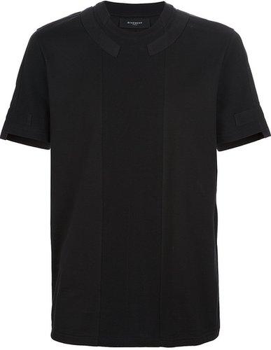 Givenchy paneled t-shirt
