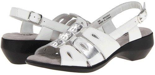 Walking Cradles - Lovie (Metallic Multi Leather) - Footwear