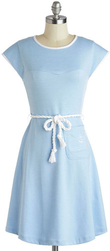 Tie the Nautical Dress
