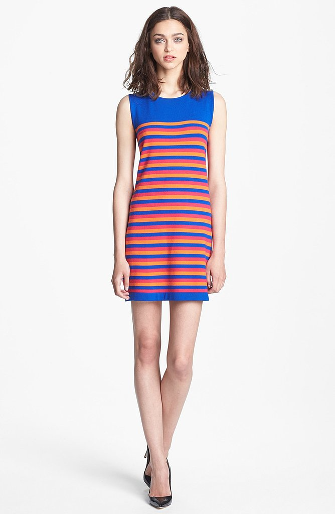 The Kaki Stripe Dress ($395) might be a part of the Miss Wu Fall line, but we could totally see breaking this one out on a hot Summer day around town.