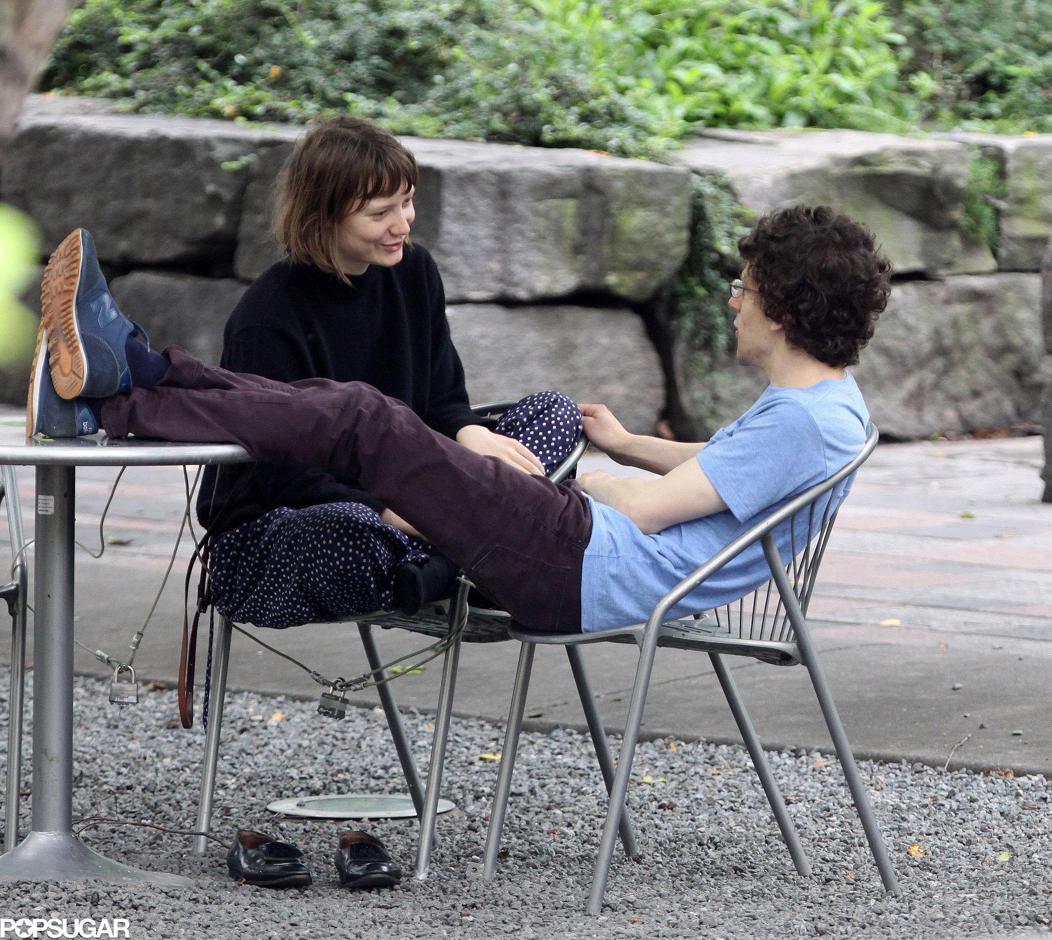 Mia Wasikowska Jesse Eisenberg - Viewing Gallery Michael Fassbender Girlfriend