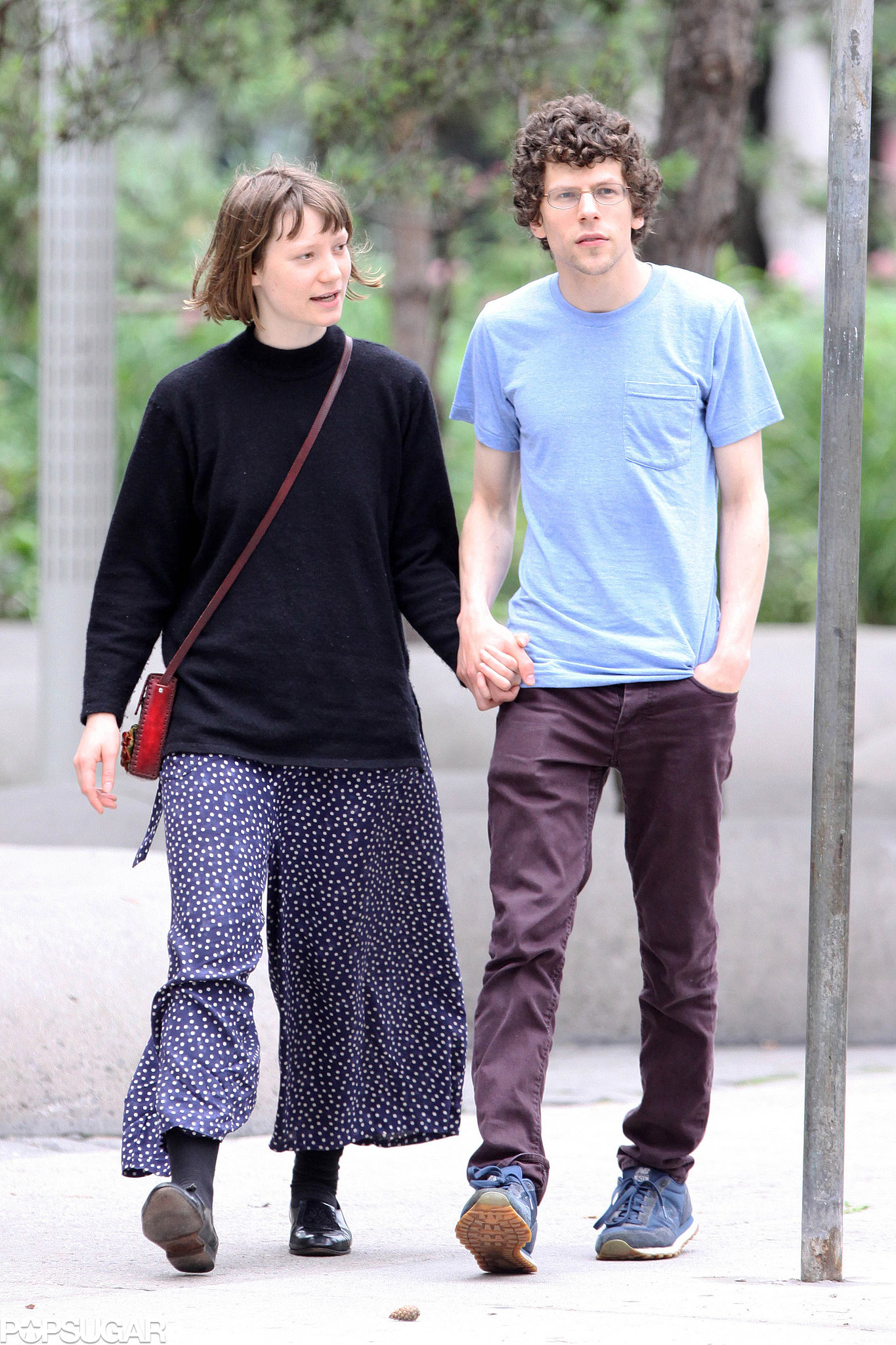 Jesse eisenberg dating 2015