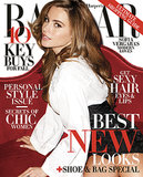 Harper's Bazaar August 2013