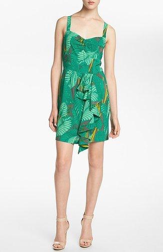 Viva Vena! 'Pin Up' Flirty Ruffle Dress